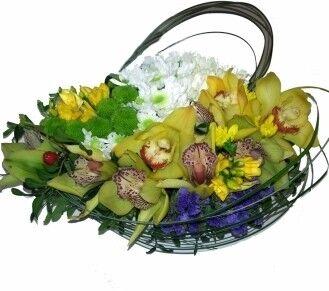 Магазин цветов Ветка сакуры Композиция 24 - фото 1