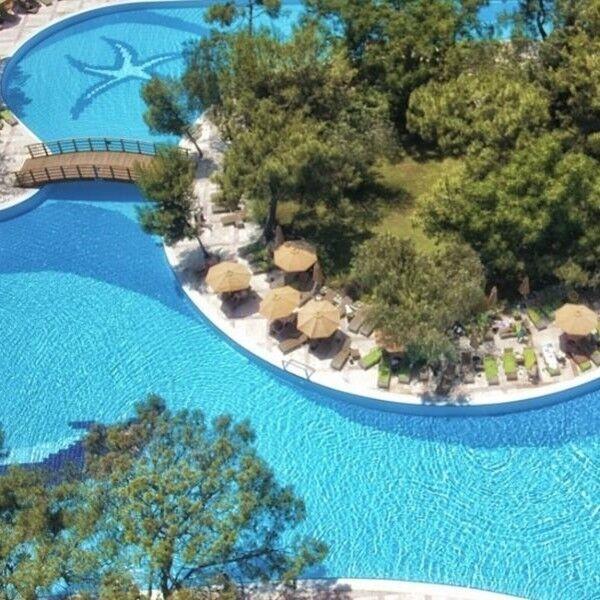 Туристическое агентство EcoTravel Пляжный авиатур в Турцию, Кемер, Akka Antedon Hotel 5* - фото 1