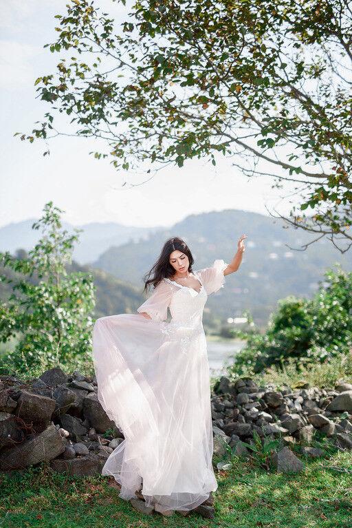 Свадебное платье напрокат Артемида Платье свадебное Peony - фото 1