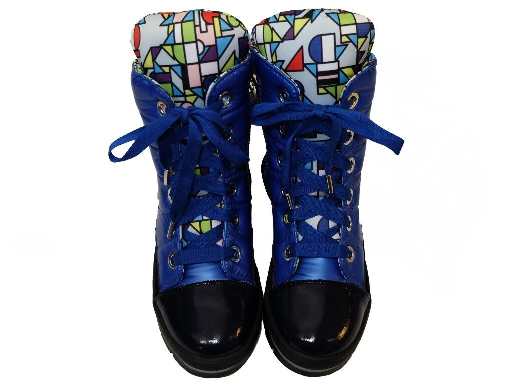 Обувь детская Jog Dog Ботинки для девочки 14011R - фото 1