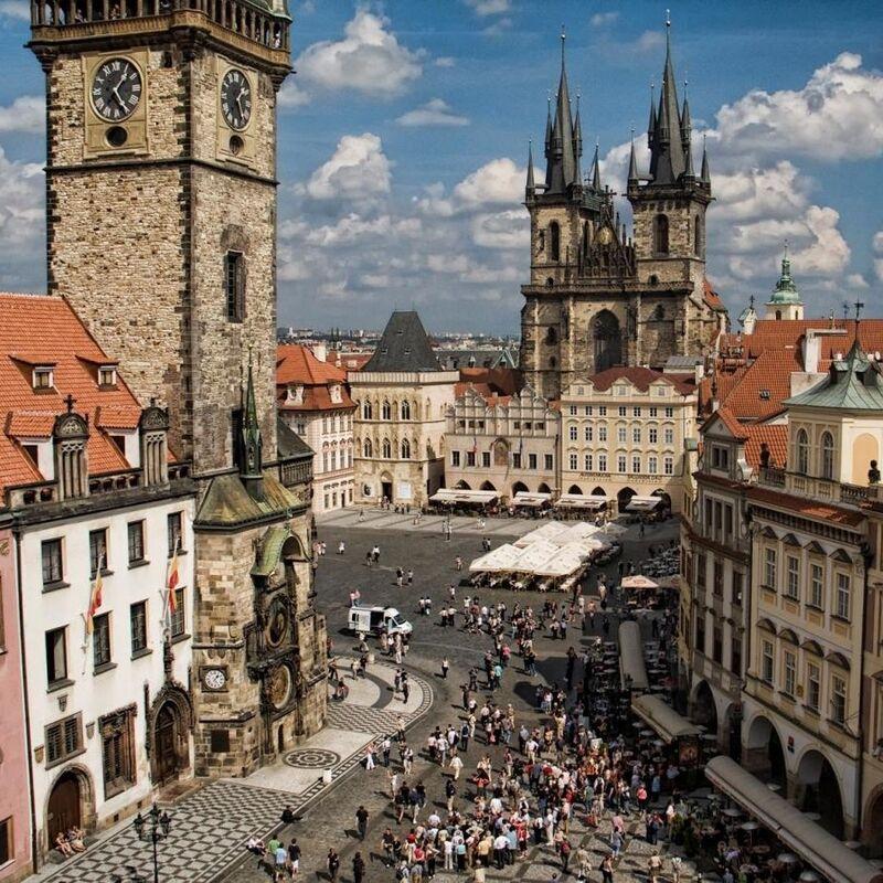 Туристическое агентство Респектор трэвел Автобусный экскурсионный тур «Выходные в Дрездене и Праге» - фото 2