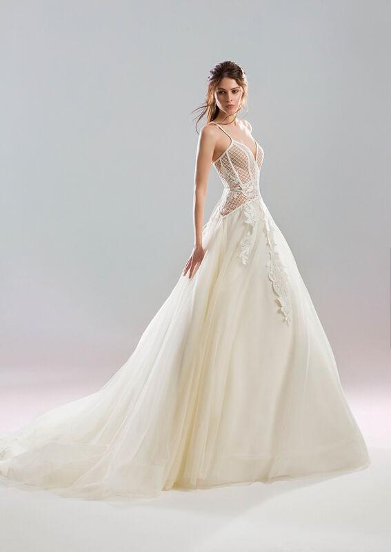 Свадебный салон Papilio Свадебное платье «Дриада» - фото 1
