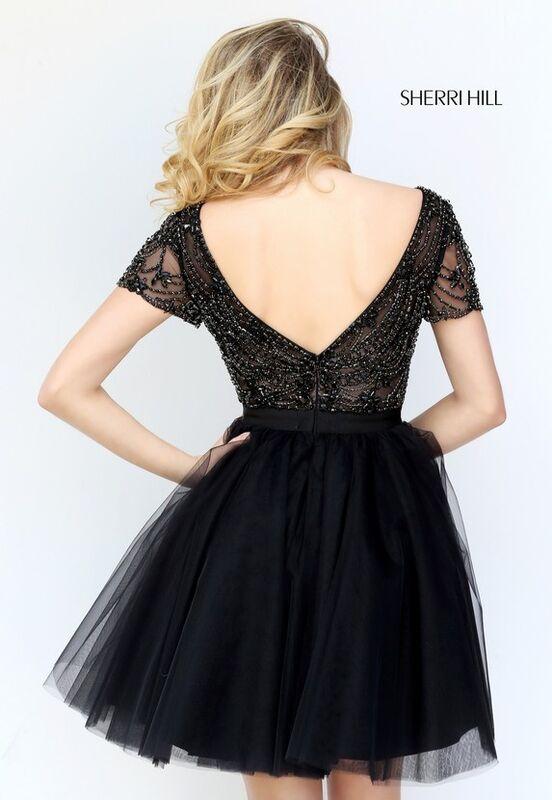 Вечернее платье Sherri Hill Платье 50709 - фото 2