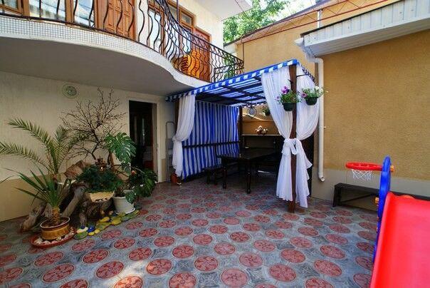 Туристическое агентство Сан Далитур Пляжный тур в Россию, Анапа, гостевой дом «Ладья» - фото 3