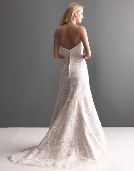 Свадебное платье напрокат Allure Bridals Платье свадебное 2600 - фото 2