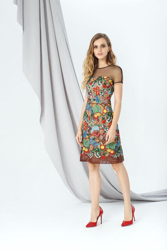 Вечернее платье EMSE Платье 0264 - фото 1