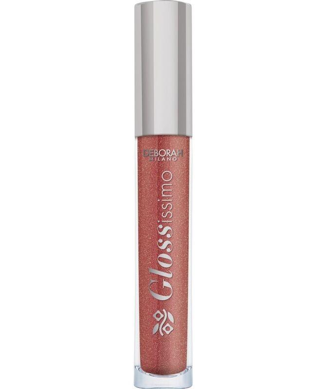 Декоративная косметика Deborah Milano Блеск для губ Glossissimo - №17 Sparkling Caramel - фото 1