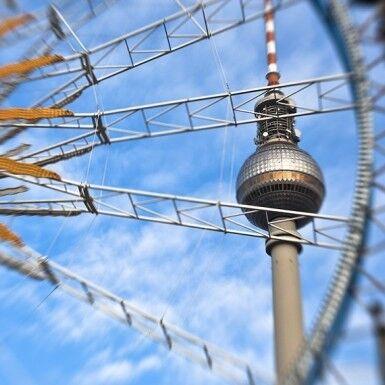 Туристическое агентство EcoTravel Автобусный экскурсионный тур «Берлин – Лейпциг» - фото 1