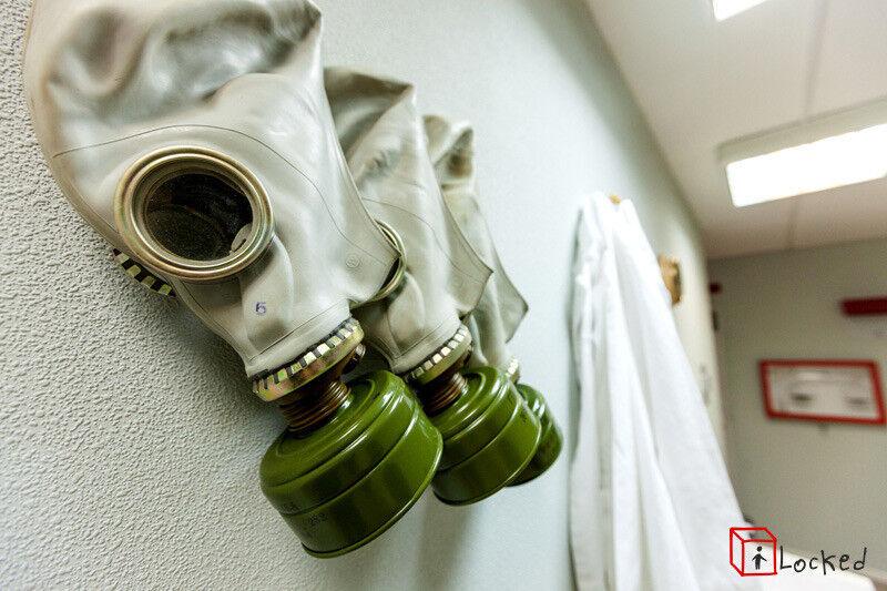 Квест iLocked Квест «Тайны Чернобыля» - фото 5