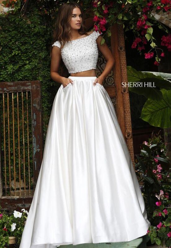 Вечернее платье Sherri Hill Платье 50088 - фото 4