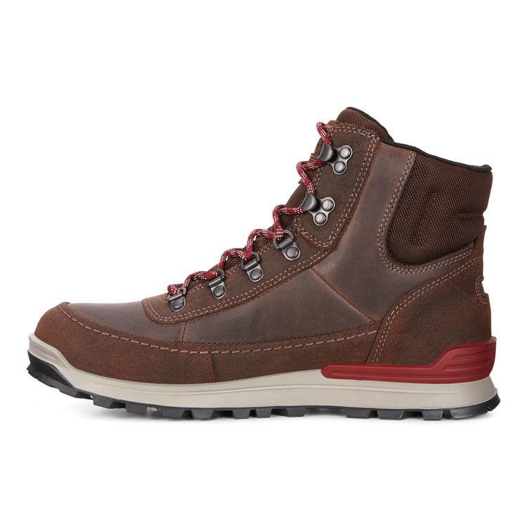 Обувь мужская ECCO Ботинки высокие OREGON 826004/51869 - фото 2