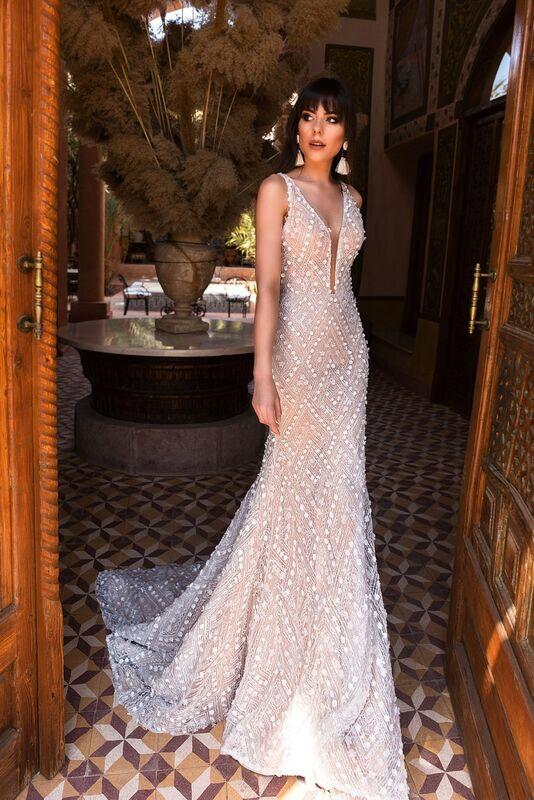 Свадебное платье напрокат Crystal Платье свадебное Infinity - фото 1