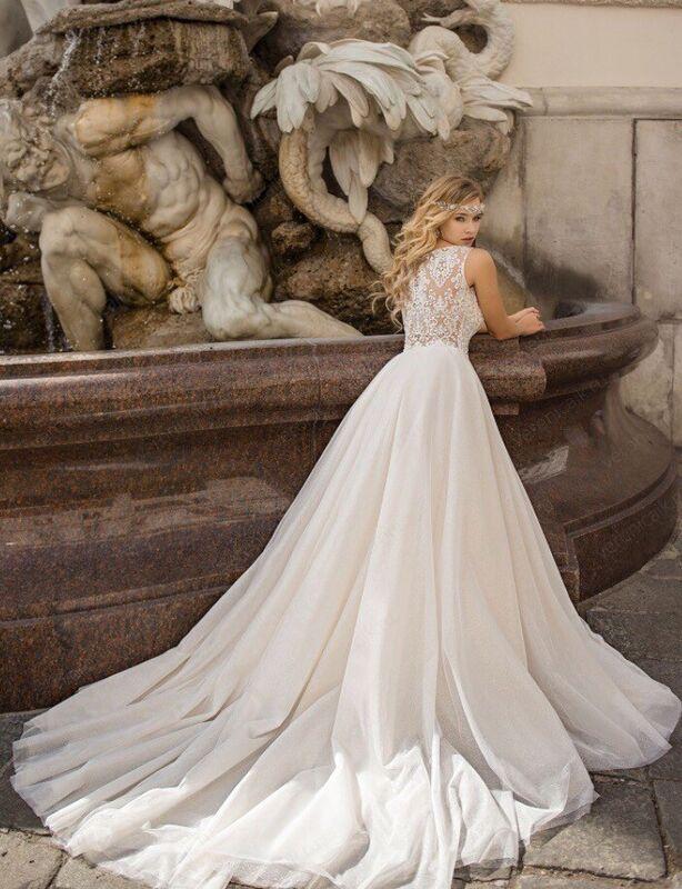 """Свадебное платье напрокат ALIZA свадебное платье """"Teona"""" - фото 2"""
