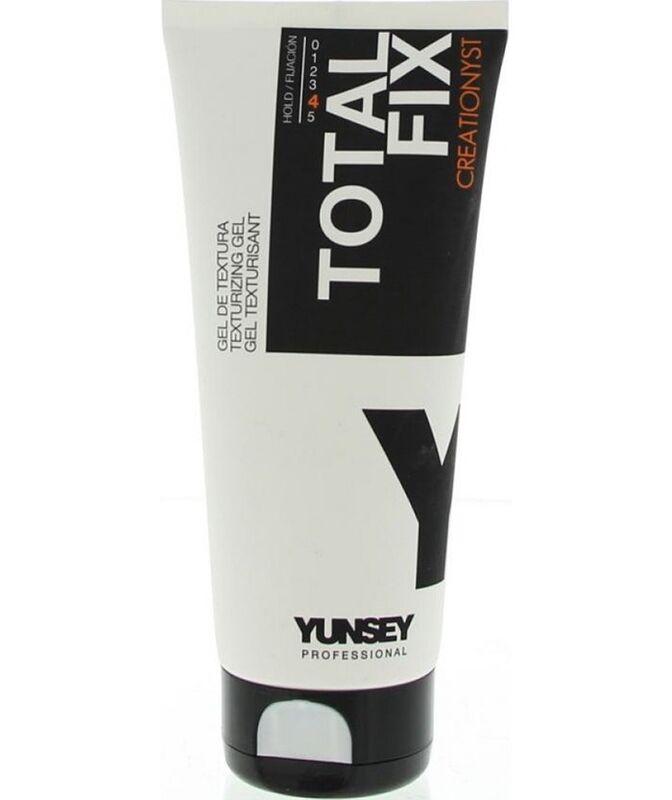 Уход за волосами Yunsey Гель для укладки волос ультра сильной фиксации Professional Creationyst Total Fix - фото 1