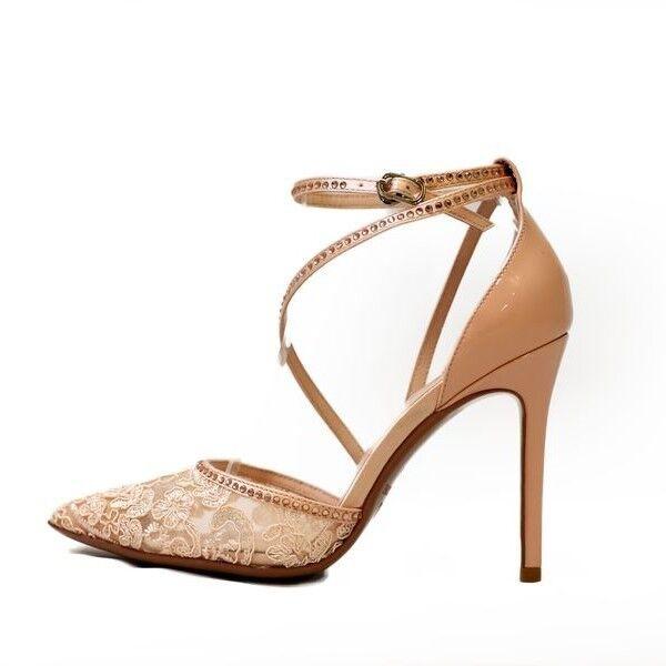 Обувь женская BASCONI Туфли женские RJ2826H-1028-3 - фото 1