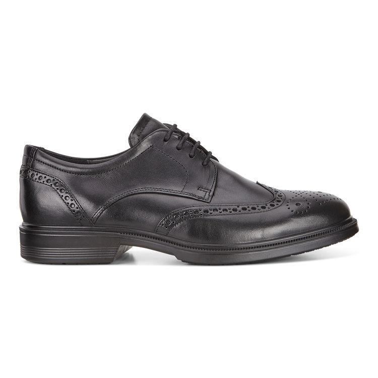 Обувь мужская ECCO Броги LISBON 622164/01001 - фото 3