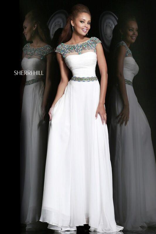 Вечернее платье Sherri Hill Вечернее платье 21272 - фото 1