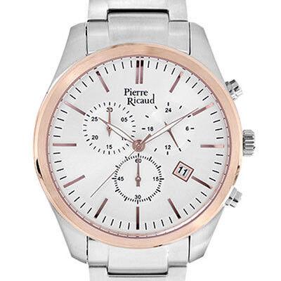 Часы Pierre Ricaud Наручные часы P97015.R113CH - фото 1