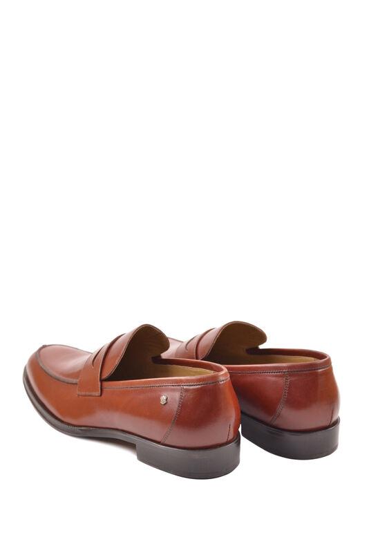 Обувь мужская HISTORIA Туфли лоферы коричнево-бордовые Sh.BrBo.73046 - фото 2