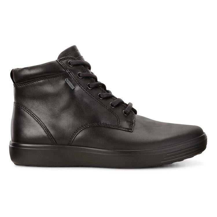 Обувь мужская ECCO Кеды высокие SOFT 7 430374/21001 - фото 3