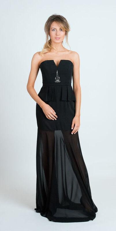 Вечернее платье BCBG Max Azria Вечернее платье 318 - фото 1