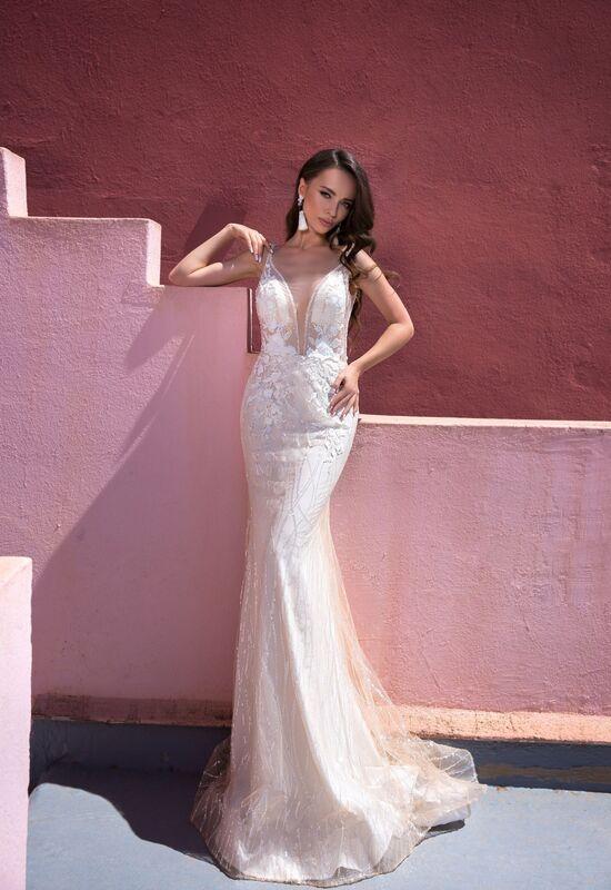 Свадебный салон ALIZA свадебное платье  Magic прокат - фото 2