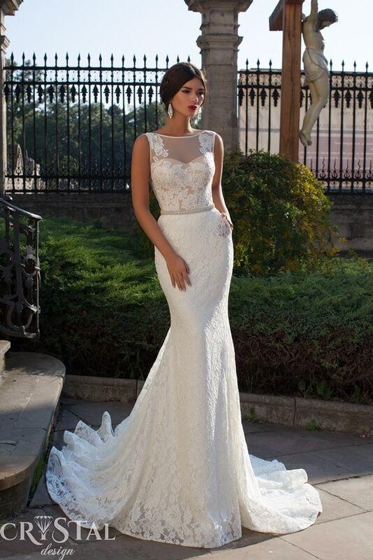 Свадебное платье напрокат Crystal Свадебное платье Vizantia - фото 1