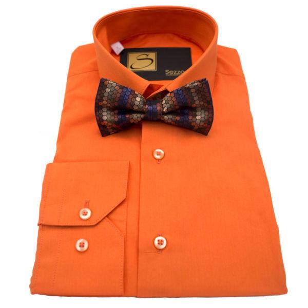 Кофта, рубашка, футболка мужская Sezzar Сорочка мужская 1 - фото 1