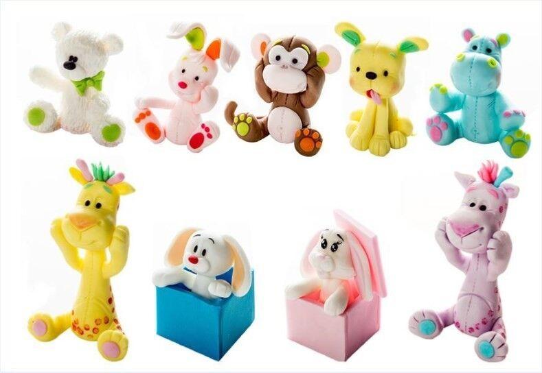 Торт АндерСон Торт «Пломбир» с игрушками - фото 3