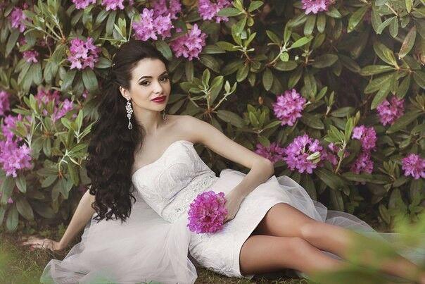 Свадебное платье напрокат ALIZA Платье свадебное «Karla» Diva Vivien - фото 4