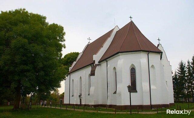 Достопримечательность Костел Святой Троицы Фото - фото 6