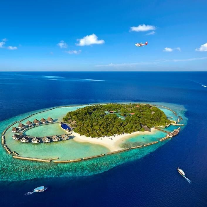 Туристическое агентство География путешествий Пляжный тур на Мальдивы, Ари Атолл, Ellaidhoo Maldives by Cinnamon 4* - фото 1