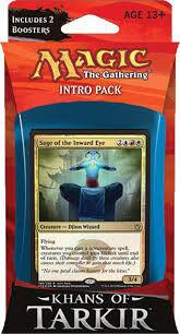 Магазин настольных игр Wizards of the Coast Набор «Magic The Gathering. Khans of Tarkir: Jeskai Monks» - фото 1
