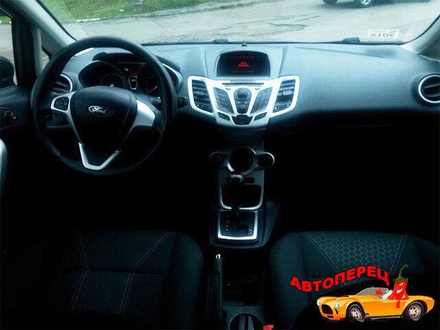 Прокат авто Ford Fiesta 2010 г.в. - фото 5