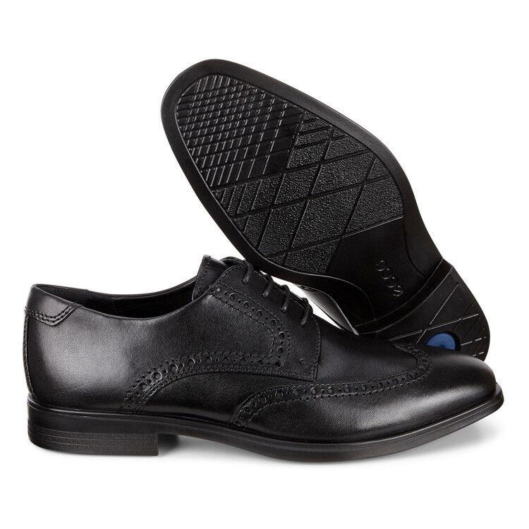Обувь мужская ECCO Броги MELBOURNE 621664/01001 - фото 5