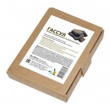 Уход за волосами Мыльные орехи Марокканская косметическая глина «Гассул», 200 г - фото 1