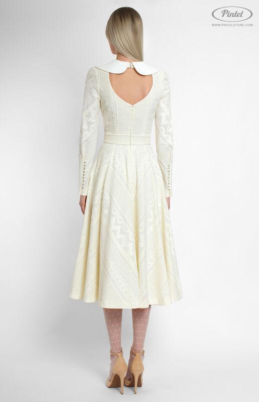 Платье женское Pintel™ Приталенное платье Angelique - фото 3