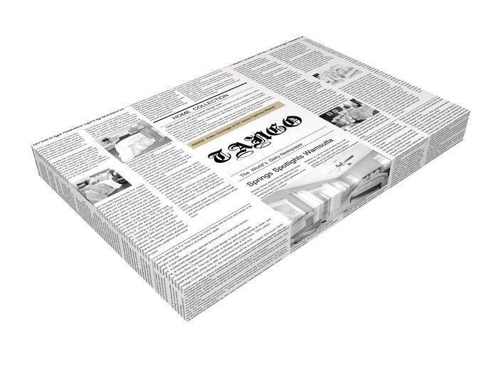 Подарок Tango Постельное белье из cатина 2 сп. TPIG2-756-70 - фото 2
