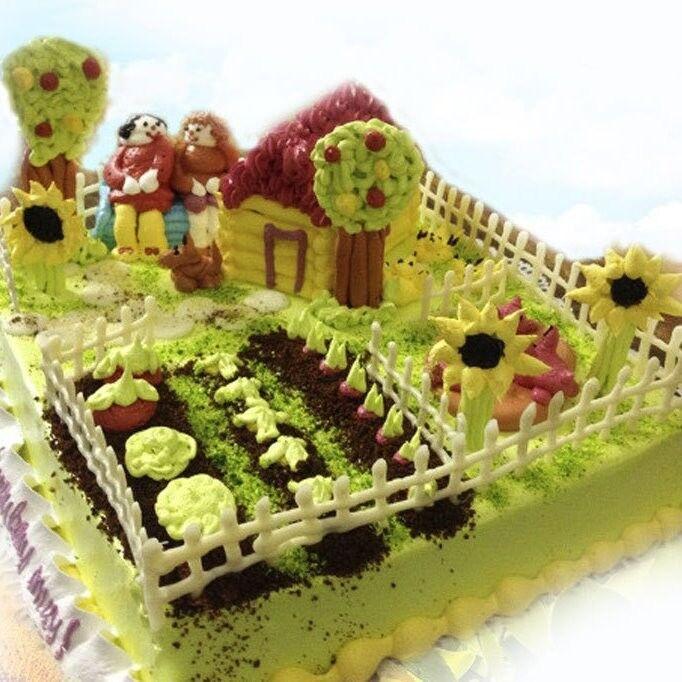 Торт Tortas Торт «Удача на даче» - фото 1
