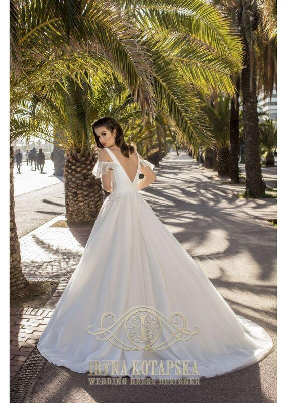 Свадебное платье напрокат Lavender Свадебное платье Kleopatra - фото 2