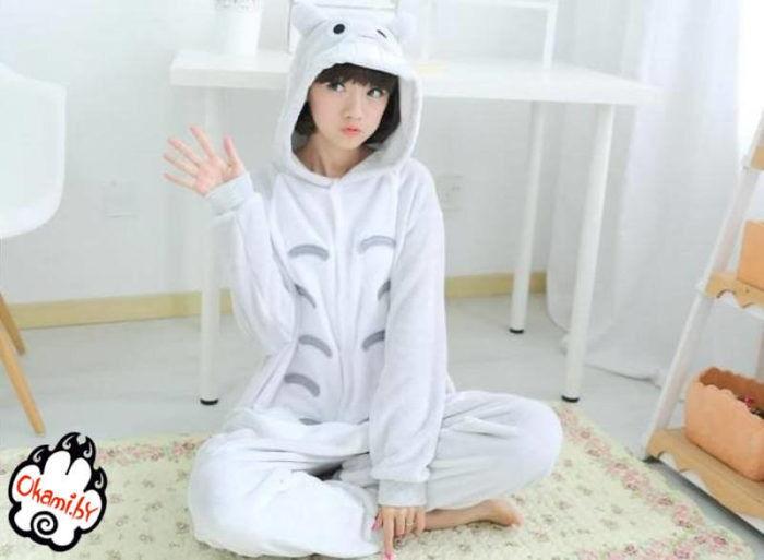 Подарок Taicang Soft Пижама кигуруми «Тоторо» - фото 5