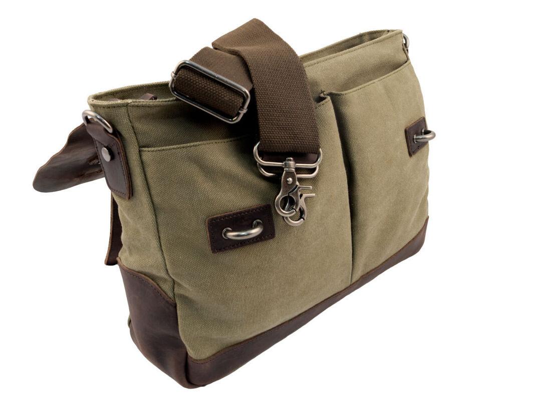 Магазин сумок Rozan Сумка мужская 6896-1 - фото 3