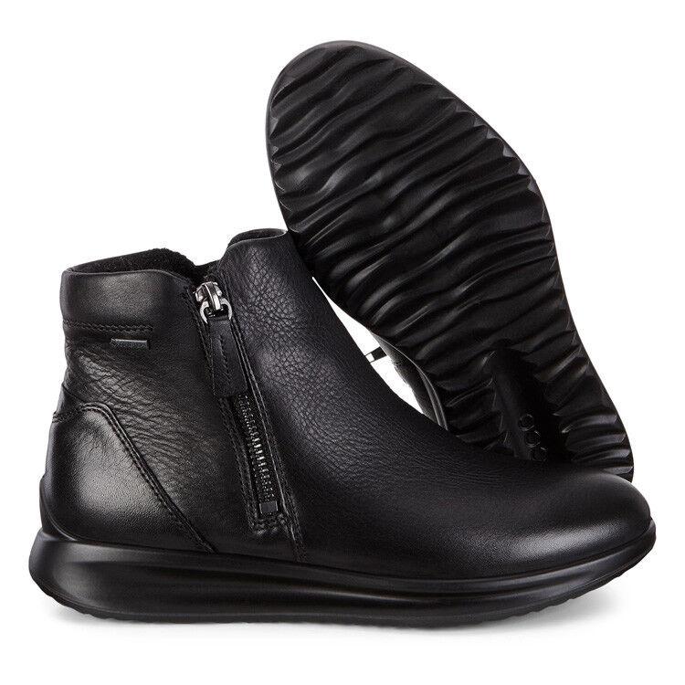 Обувь женская ECCO Полусапоги AQUET 207083/01001 - фото 8