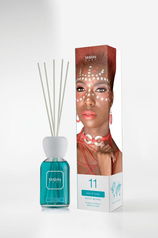 Подарок на Новый год Mr & Mrs Fragrance Аромадиффузор с палочками «Easy», 250 мл - фото 8