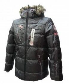 Спортивная одежда Icepeak Женская зимняя горнолыжная куртка Icepeak черная - фото 1