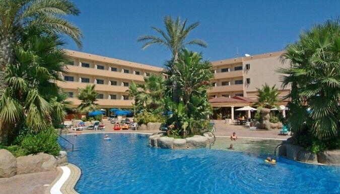 Туристическое агентство EcoTravel Пляжный авиатур на Кипр, Айя-Напа, Nissiana Hotel & Bungalows 3* - фото 2