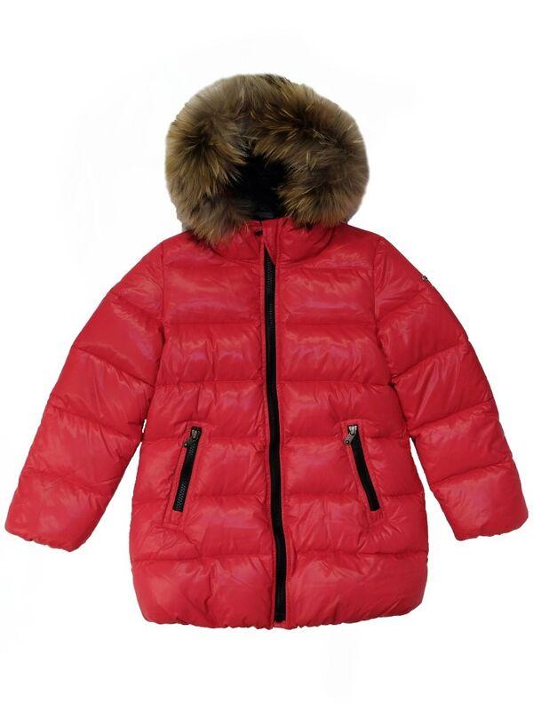 Верхняя одежда детская Eddie Pen Куртка для девочки 3G1188577ST - фото 4