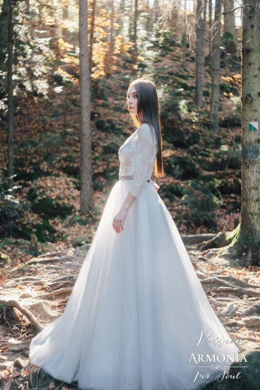 Свадебное платье напрокат Lanesta Свадебное платье Passion - фото 1