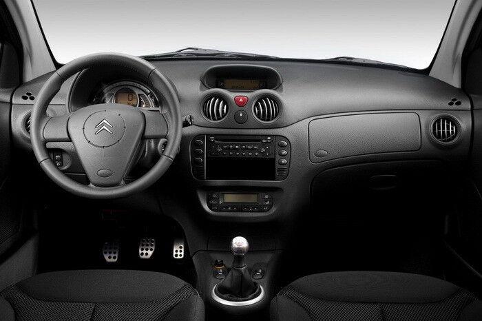 Аренда авто Citroën C2 Black - фото 4