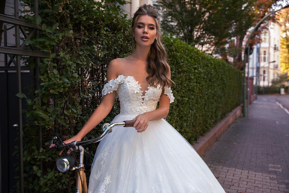 Свадебное платье напрокат Vanilla room Платье свадебное Виктория - фото 2